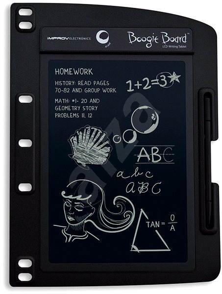 boogie board lcd writing tablet Features for the boogie board paperless lcd writing tablet based on heavy demand.