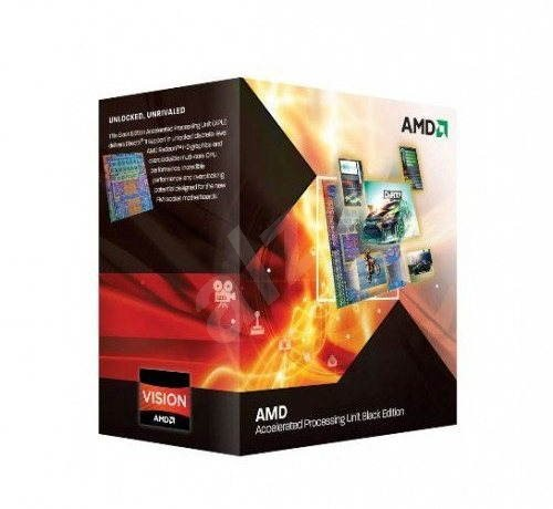 AMD A6-5400K Black Edition - Processor