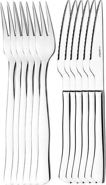 Berndorf Sandrik Cutlery Set PERFECT 12pcs - Cutlery