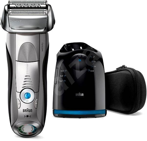 Braun Series 7-7899cc Clean&Charge Wet&Dry - Foil shaver