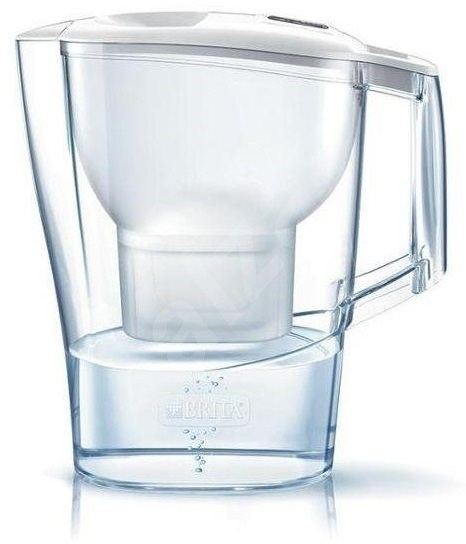 BRITA Aluna Memo White (incl. 3MX+) - Water filter