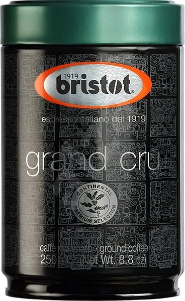 Bristot GrandCru Rainforest 250g - Coffee
