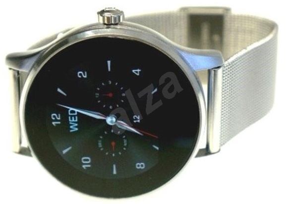 Carneo Smart Manager silver - Smartwatch