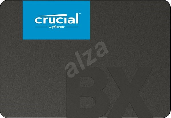 Crucial BX500 480GB SSD - SSD Disk