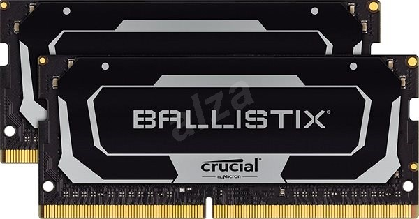 Crucial SO-DIMM 64GB KIT DDR4 3200MHz CL16 Ballistix - System Memory