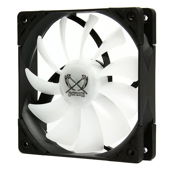 SCYTHE Kaze Flex 120 RGB PWM (800 RPM) - PC Fan
