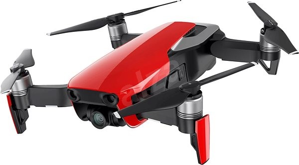 Dji MAVIC AIR (UK) FLAME RED