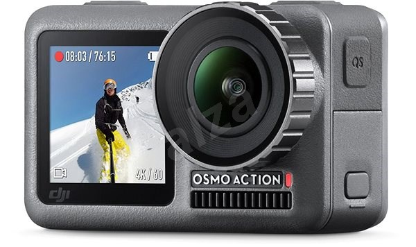 DJI Osmo Action - Outdoor camera