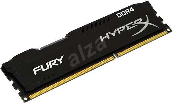 HyperX 4GB DDR4 2933MHz CL17 Fury Series - System Memory