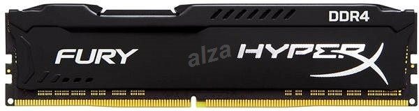 HyperX 8GB DDR4 2666MHz CL16 Fury Black Series - System Memory