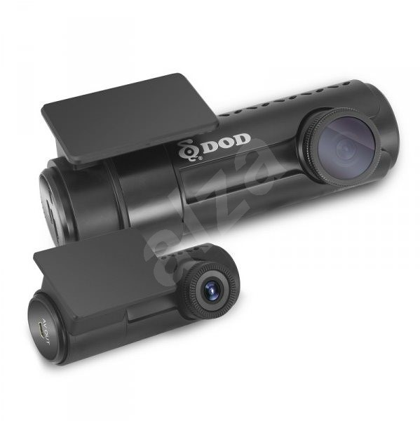 DOD RC500s - Dual car video recorder