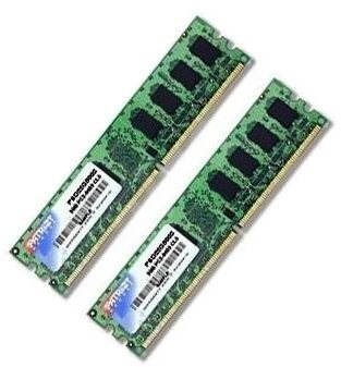 PATRIOT 4GB KIT DDR2 800MHz CL5 Signature Line - System Memory