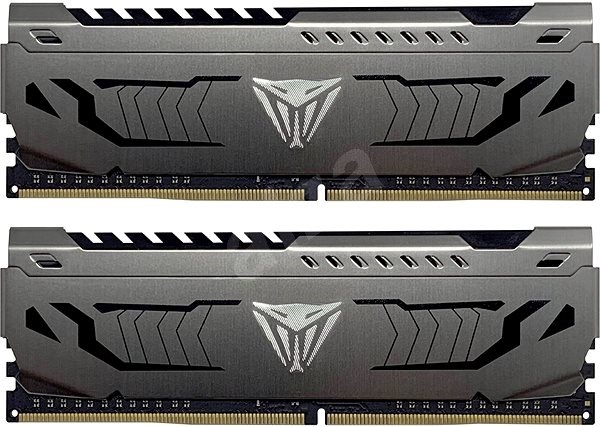 Patriot Viper Steel Series 16GB KIT DDR4 3000MHz CL16 - System Memory