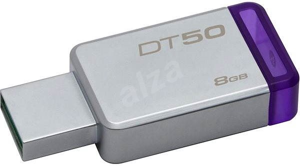 Kingston DataTraveler 50 8GB - USB Flash Drive