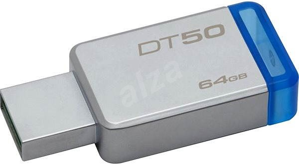 Kingston DataTraveler 50 64GB - USB Flash Drive