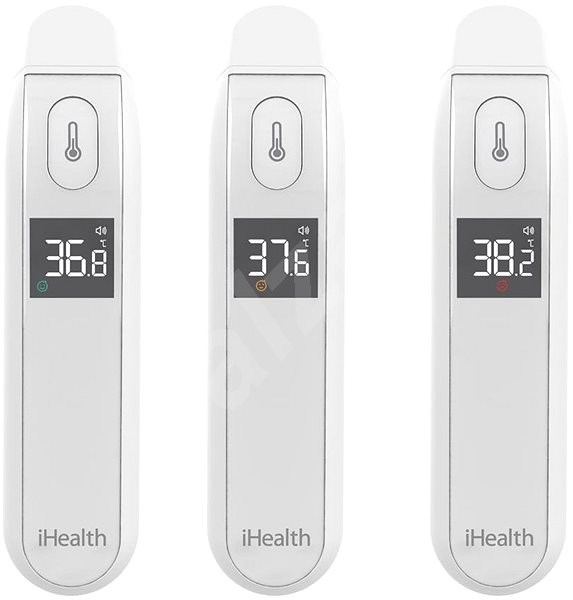 iHealth PT2L - Contactless Thermometer, 1s - Thermometer