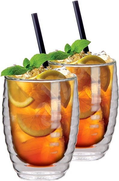 Thermo Maxx glass of Ice Tea - Thermo-Glass