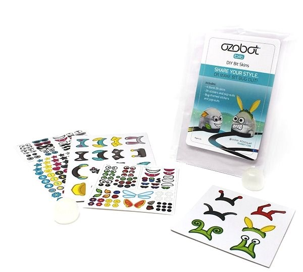 Ozobot BIT DIY A Set of Removable Skins - Robot Accessories