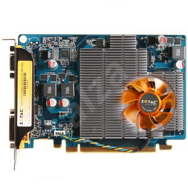 ZOTAC GeForce GT220 1GB DDR2 Synergy Edition - Graphics Card
