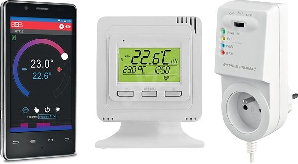 Elektrobock BT725 WIFI - Thermostat