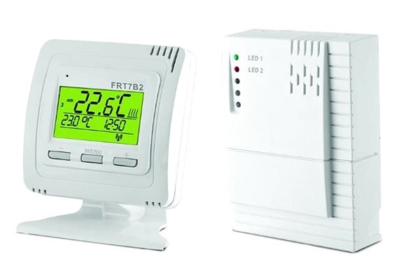 Elektrobock FRT7B2 White - Thermostat