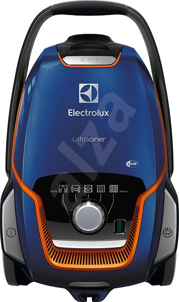 Electrolux Euo93db Bagged Vacuum Cleaner Alzashop Com