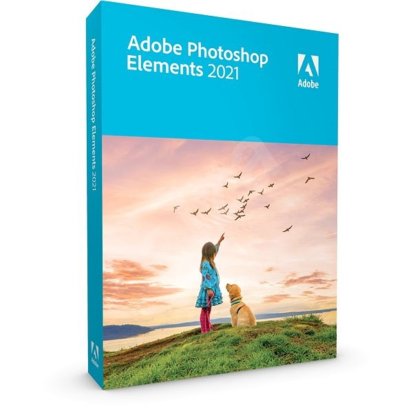 Adobe Photoshop Elements 2018 MP ENG (electronic license) - Electronic license
