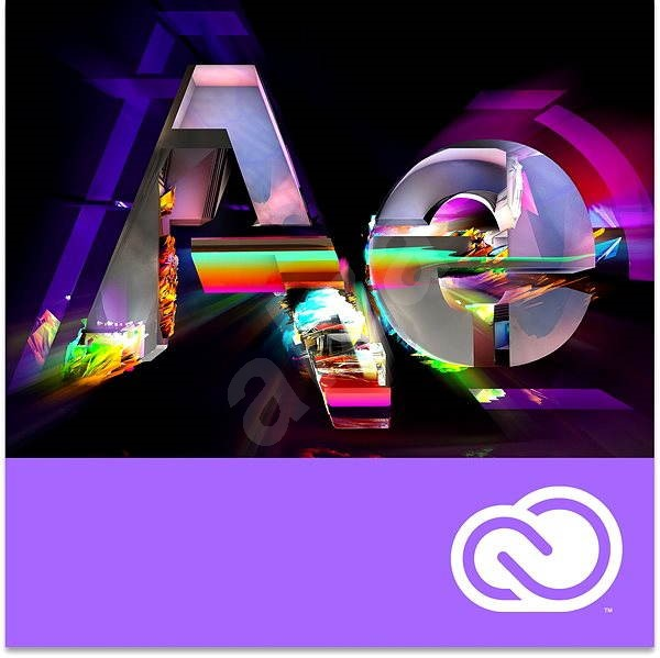 Adobe After Effects Creative Cloud MP team ENG Commercial (12 Months) (Electronic License) - Electronic license