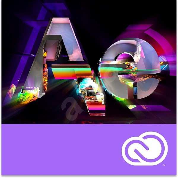 Adobe After Effects Creative Cloud MP team ENG Commercial RENEWAL (12 Months) (Electronic License) - Electronic license