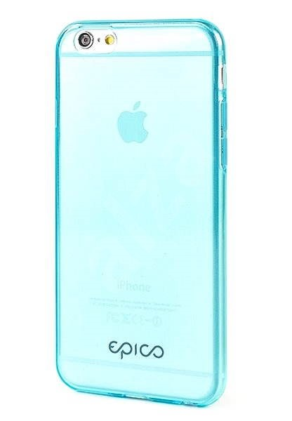 Epico Twiggy Gloss for iPhone 6 and iPhone 6S, Blue - Mobile Case