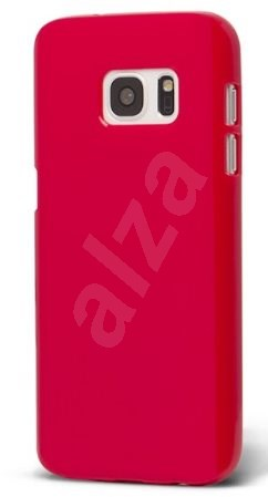 Epico Sparkling for Samsung Galaxy S7 red - Protective Case