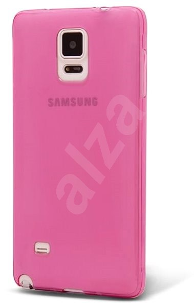 Epico Ronny for Samsung Galaxy NOTE 4 - pink - Protective Case