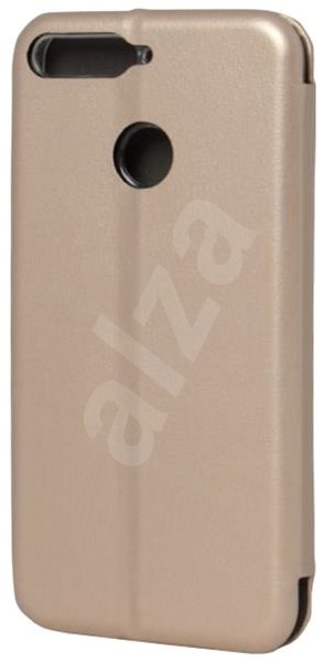 Epico Wispy for Honor 7A - Gold - Mobile Phone Case