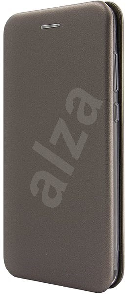 Epico Wispy Flip Case for Motorola Moto G7 Plus - grey - Mobile Phone Case