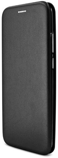 Epico Shellbook Case for Huawei Y6 (2019) - black - Mobile Phone Case