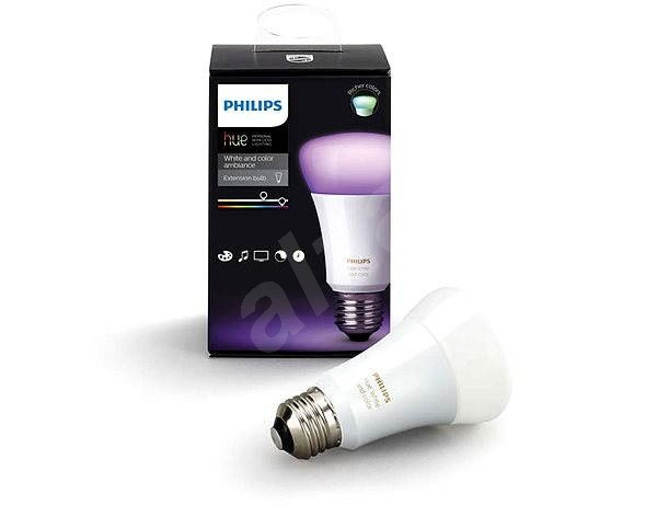 Philips Hue White and Color ambiance 10W E27 - LED bulb