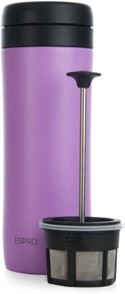 ESPRO Travel Press Purple - French Press