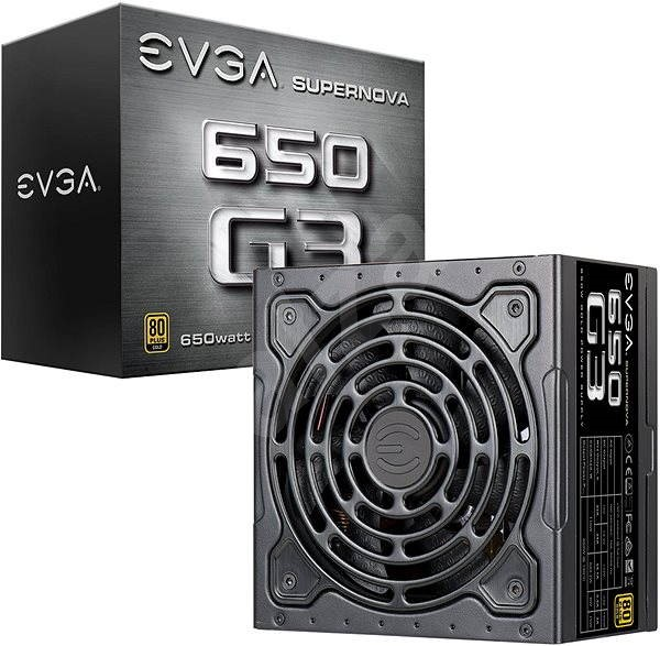 EVGA SuperNova 650 G3 - PC Power Supply