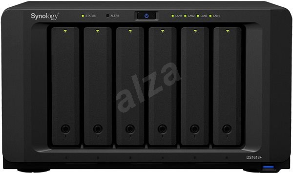 Synology DS1618+ - Data Storage Device