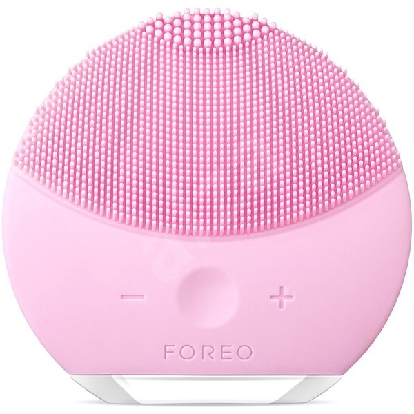 FOREO LUNA Mini 2 facial cleansing brush, Pearl Pink - Cleaning Kit