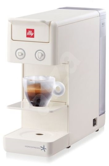Illy Francis Francis Y3.2 White iperEspresso - Capsule Coffee ...