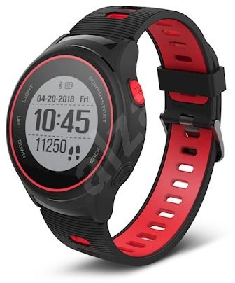 Forever SW-600, Black and Red - Smartwatch