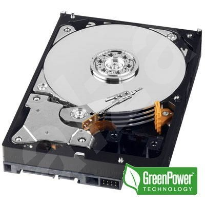 "Western Digital GreenPower WD10EURS HDD SATA 3.5/"" Hard Drive 1TB"