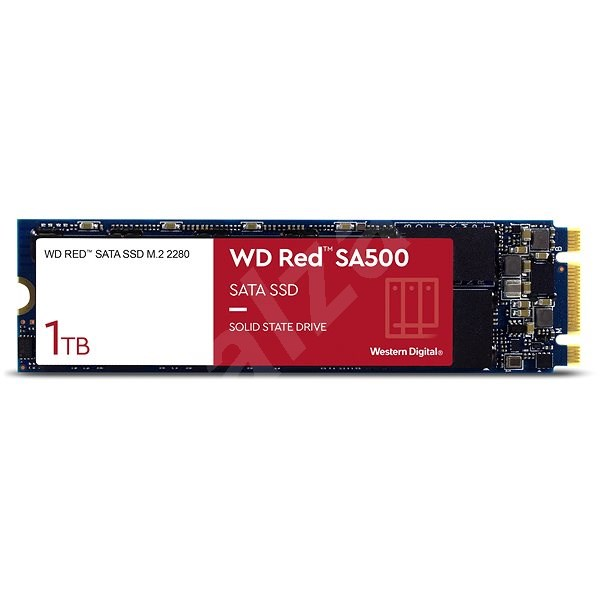 WD Red SSD 1TB M.2 2280 - SSD Disk