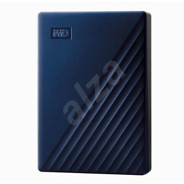 Wd My Passport For Mac 5tb Blue External Hard Drive Alzashop Com