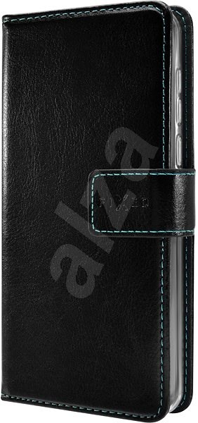 Fixed Opus for Nokia 7.1 Black - Mobile Phone Case
