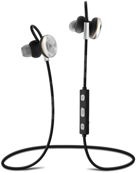 FIXED Steel A2DP silver - Bluetooth Headset
