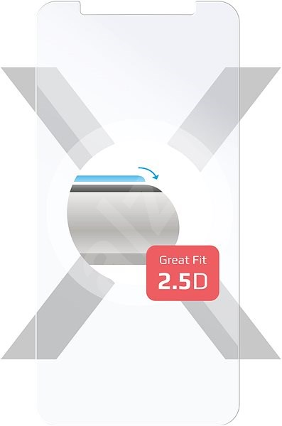 FIXED for Honor 7A - Glass protector