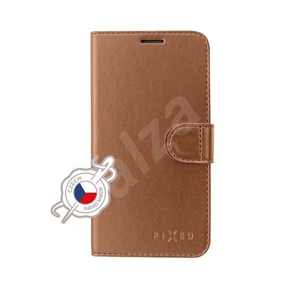 FIXED FIT Shine for Samsung Galaxy J4+ Bronze - Mobile Phone Case