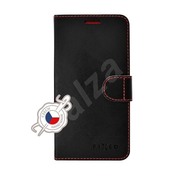 FIXED FIT for Xiaomi Redmi Note 7/7 Pro Black - Mobile Phone Case